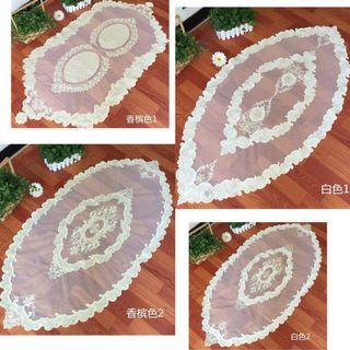 🚚 Large Lace tablecloth table runner