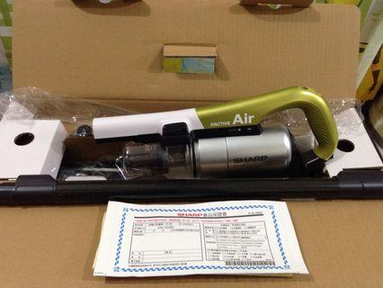 全新SHARP EC-A1RTW 吸塵器