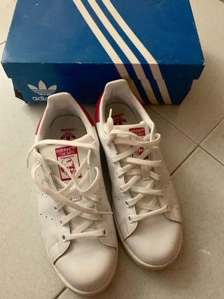 Authentic Adidas Stan Smith Pink size UK 5.5
