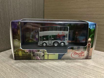 水晶巴士 Crystal Bus Tour Hong Kong