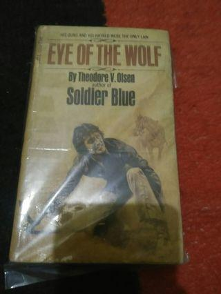 Novel Bahasa Inggris - Eye of The Wolf by Theodore V.Olsen