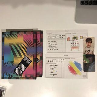 NCT 2018 EMPATHY DREAM VER ALBUM