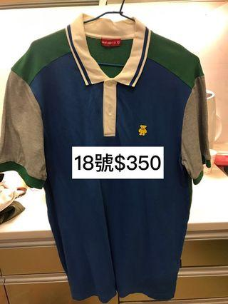 Why and 1/2 Polo衫18號