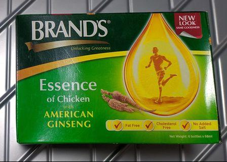 Brand's Essence of Chicken - American Ginseng 6x68ml