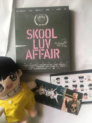 BTS SKOOL LUV AFFAIR with rm pc