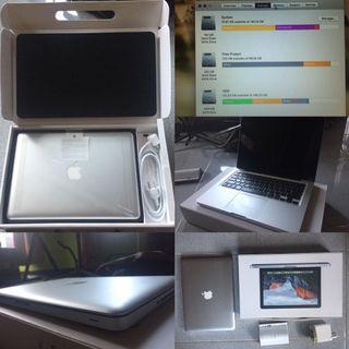 Macbook pro 2012 full upgrade ex Emax