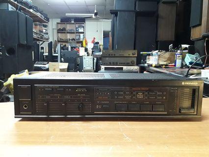 Ku pioneer stereo amp 570