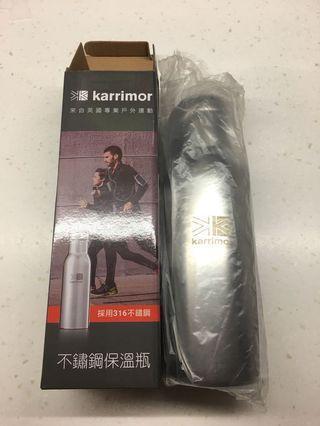 🚚 Karrimor不鏽鋼保溫瓶 約500ml
