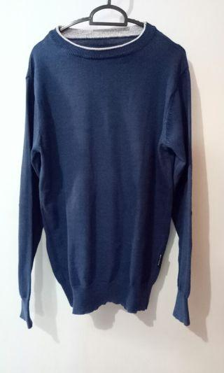 Sweater Polos Navy