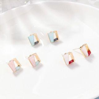 Acrylic Stud Earrings