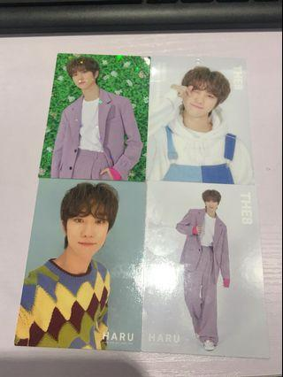 🚚 Seventeen The8 Haru Japan Tour Trading Card