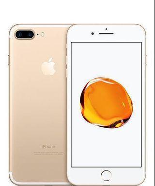 With 1yr WARRANTY iPhone 7 Plus 128gb gold