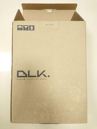 🚚 初畫集「BLK」親筆簽名(限定版figma BRSB)/huke