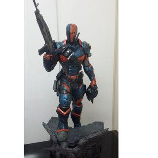 Deathstroke 1/3 scale statue Batman Arkham Origins (Exclusive version)