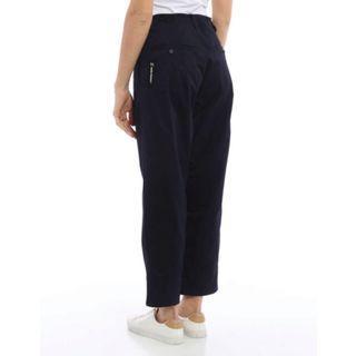降💥Y's yohji yamamoto 棉質 基本 全黑 休閒褲