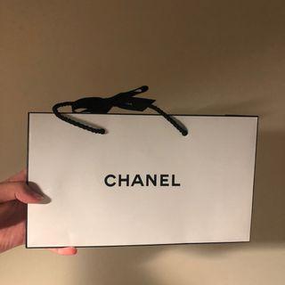 專櫃彩妝紙袋 1個60 4個一起買220