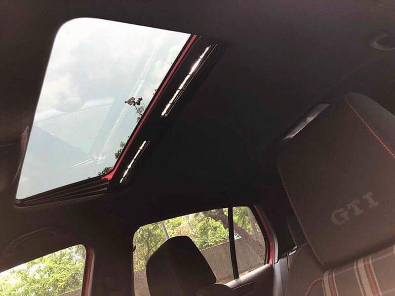2012年Golf GTI 暴風紅❤️❤️