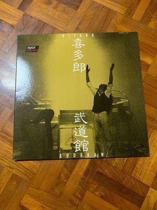 黑膠唱片 喜多郎