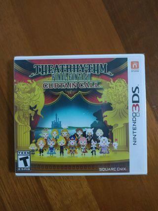 3DS games (brand new)