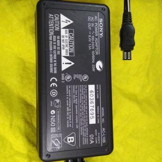 Sony DSC-F707 火牛 power Adaptor 原廠 8.4V