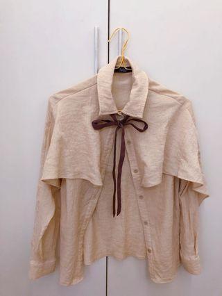 Ribbon Shirt