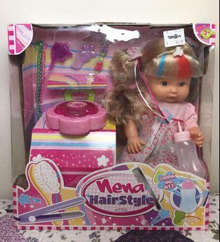 Nena Hairstyles Doll (42cm tall)
