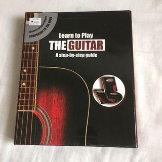 How To Play A Guitar book #febp55