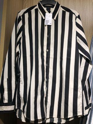 H&M Stripe Shirts