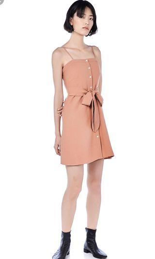 The Editors Market Dress (Pink)