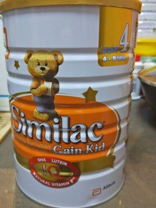 Similac Stage 4 brand new