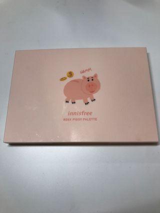 Innisfree rosy piggy palette