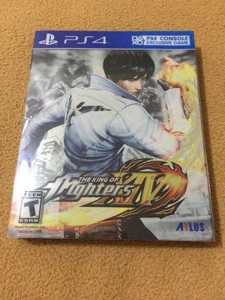 🚚 PS4 格鬥天王 拳皇14《鐵盒英文版》不二價