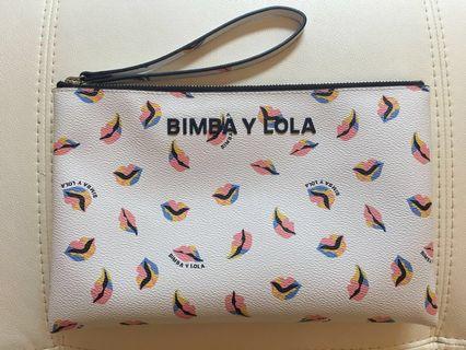 Bimba Y Lola clutchbag