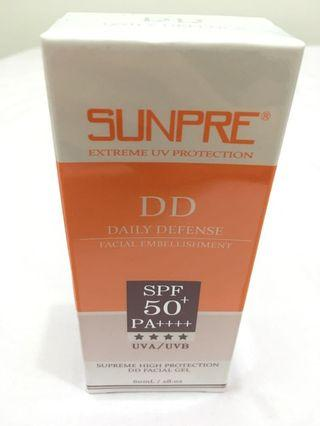 荷麗美加 上麗高效DD潤澤水防曬SPF50+PA++++