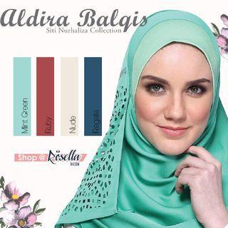 "Aldina Balqis (Satin Crepe) by Ariani ""Vietnam"""