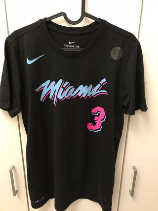 🚚 Wade Miami Nike dry-fit