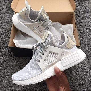 買左無著過 Adidas NMD XR1 Grey White Trainers