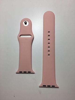 Apple Watch Strap Dusty Pink