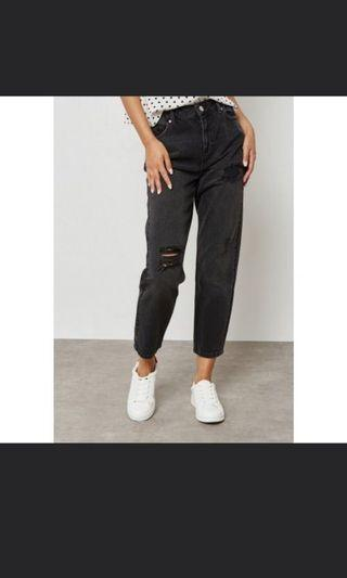 LOOKING FOR: Black Ripped Jeans