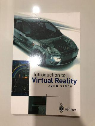 🚚 Introduction to Virtual Reality