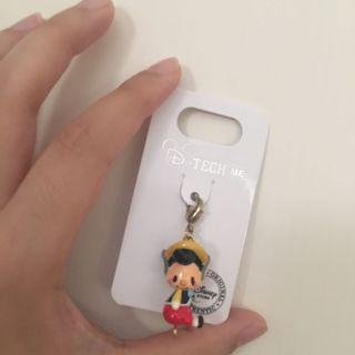 Disney Store 日本迪士尼 小木偶 掛件