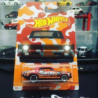 Hotwheels '68 Chevy Nova