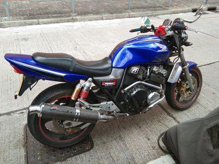 CB400 tec2