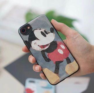 Mickey iPhone X case