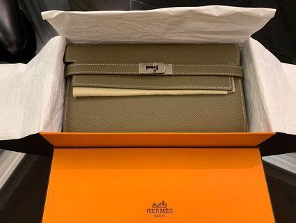 Hermes Kelly Wallet #MILAN02