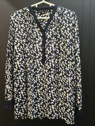 Voir blouse