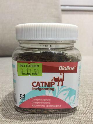 Free post - Bioline Catnip 230ml #MGAG101