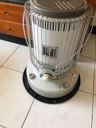 TOYOTOMI KS-67H 暖爐