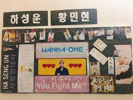 Wanna one FOR FREE
