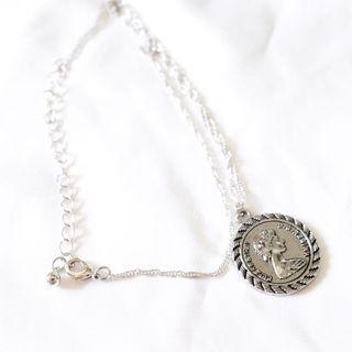 硬幣頸鏈 coins necklace